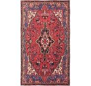 Link to 5' 6 x 9' 7 Hamedan Persian Rug