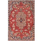 Link to 3' 9 x 5' 8 Hamedan Persian Rug