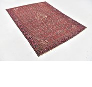 Link to 4' 7 x 6' 2 Hossainabad Persian Rug