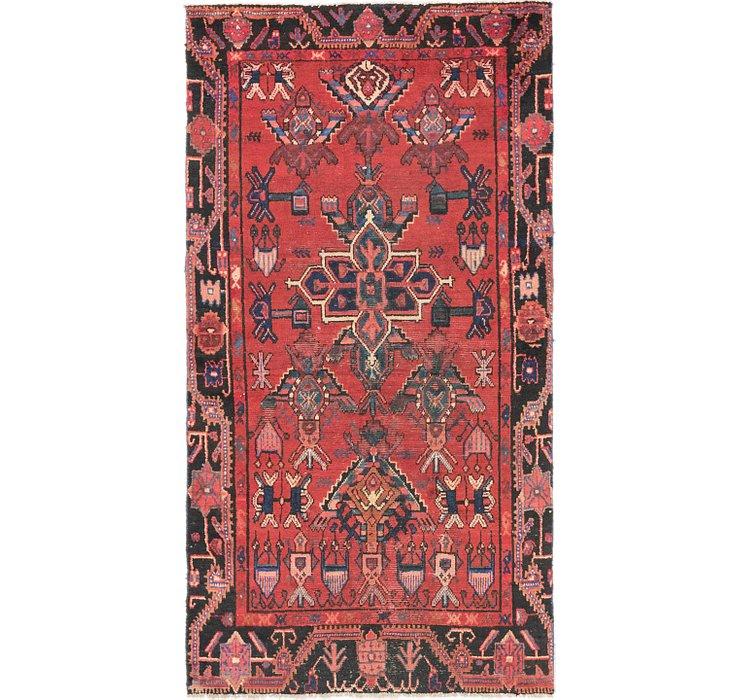 4' x 7' 4 Koliaei Persian Rug