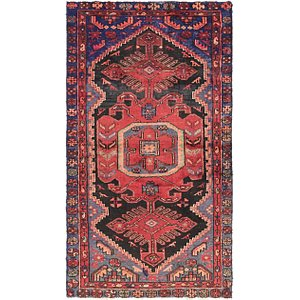 Link to 112cm x 195cm Zanjan Persian Rug item page
