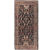 Link to 4' x 8' 4 Hamedan Persian Runner Rug