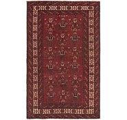 Link to 122cm x 193cm Ferdos Persian Rug