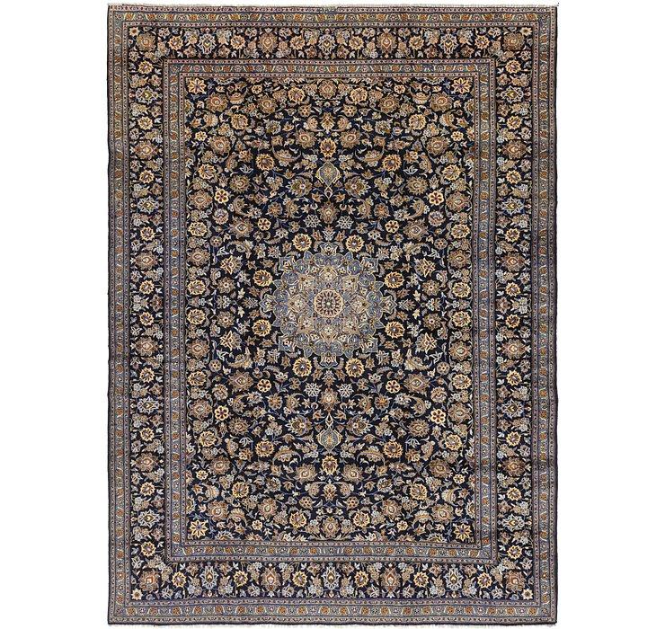 10' 2 x 13' 9 Kashan Persian Rug