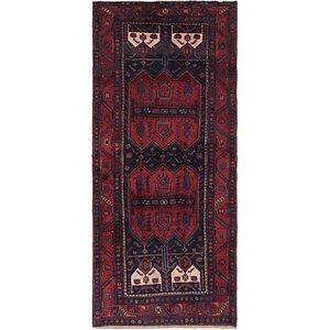 5' x 11' Sirjan Persian Runner Rug