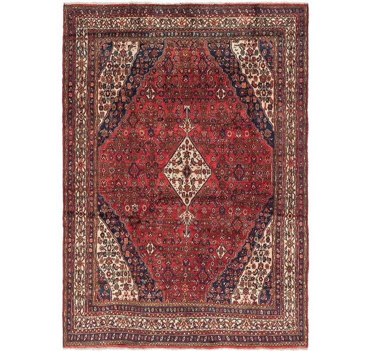 8' 5 x 12' Hamedan Persian Rug