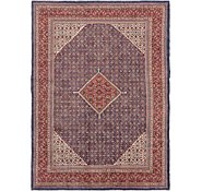 Link to 9' 9 x 13' 5 Mahal Persian Rug