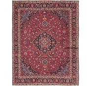 Link to 9' x 11' 6 Mashad Persian Rug