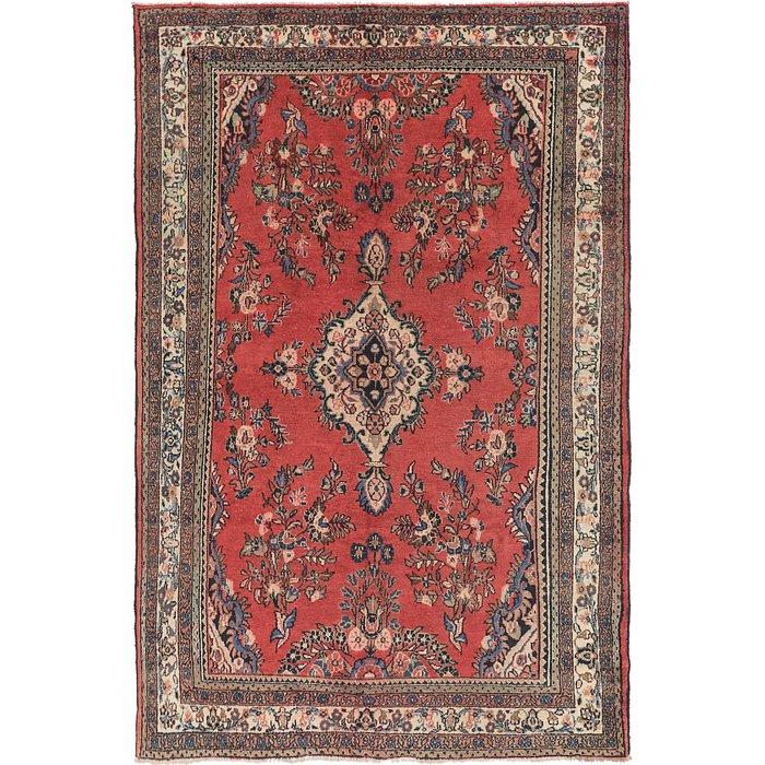 6' 7 x 10' 3 Shahrbaft Persian Rug