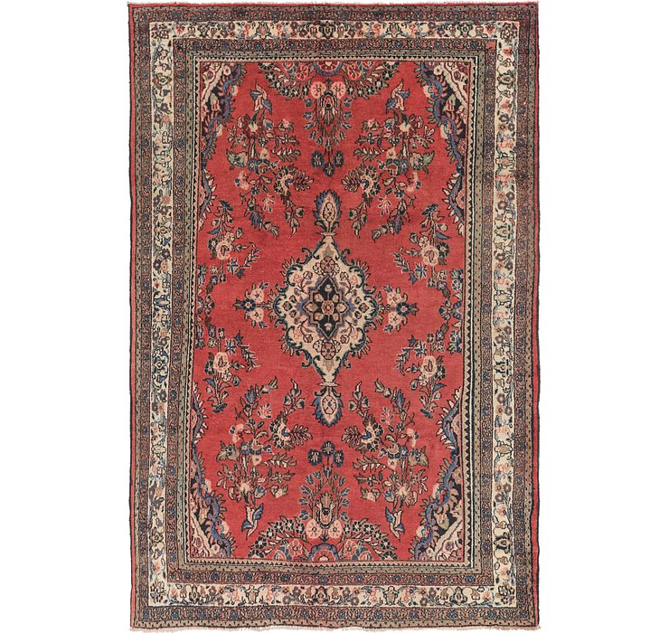 200cm x 312cm Shahrbaft Persian Rug