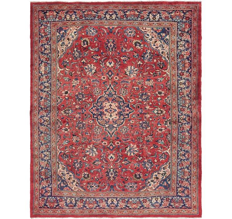 9' 7 x 12' 2 Mahal Persian Rug