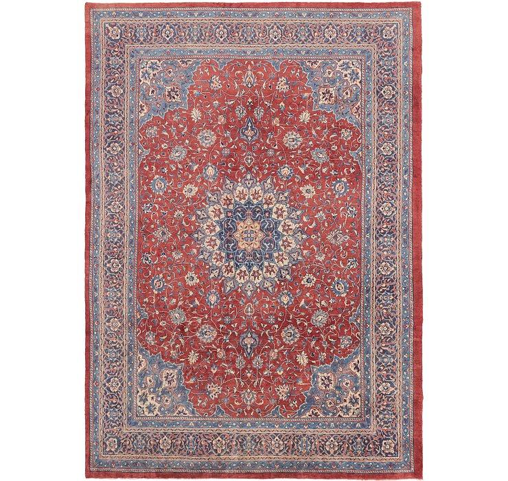 300cm x 427cm Mahal Persian Rug