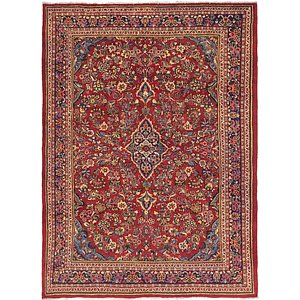 Link to 9' 6 x 12' 9 Mahal Persian Rug item page
