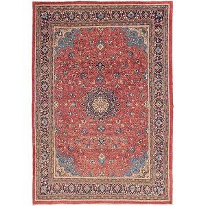 8' 2 x 11' 6 Sarough Persian Rug