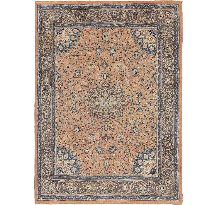 9' x 12' 3 Mahal Persian Rug