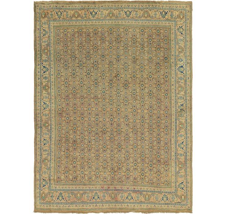 9' 2 x 12' 4 Farahan Persian Rug