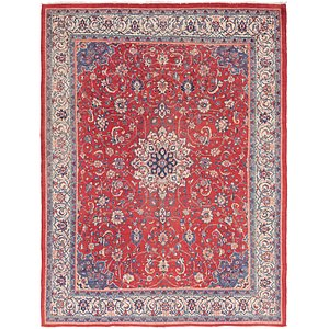 Link to 10' x 13' 4 Sarough Persian Rug item page