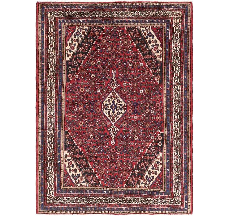8' 8 x 11' 9 Hamedan Persian Rug