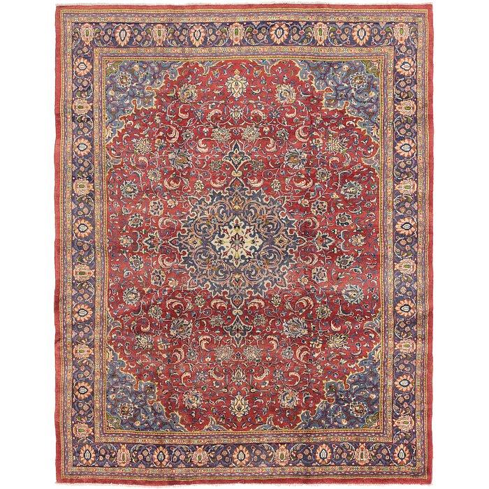 9' 10 x 12' 9 Sarough Persian Rug