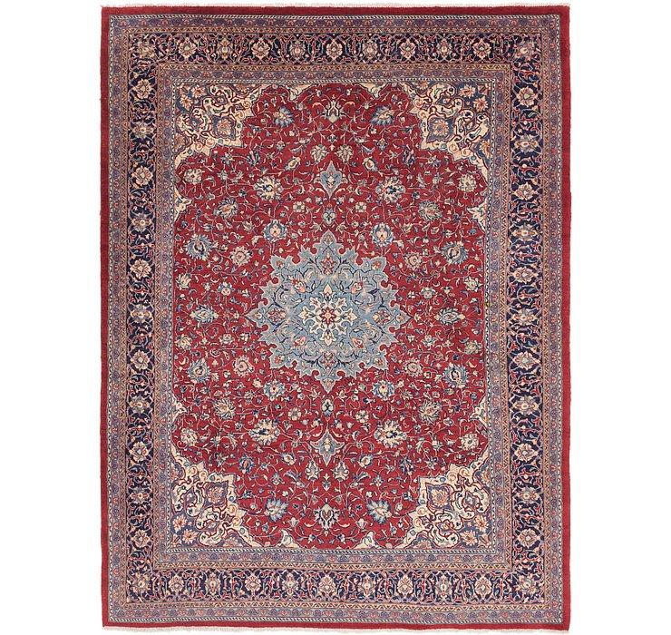9' 9 x 13' Sarough Persian Rug