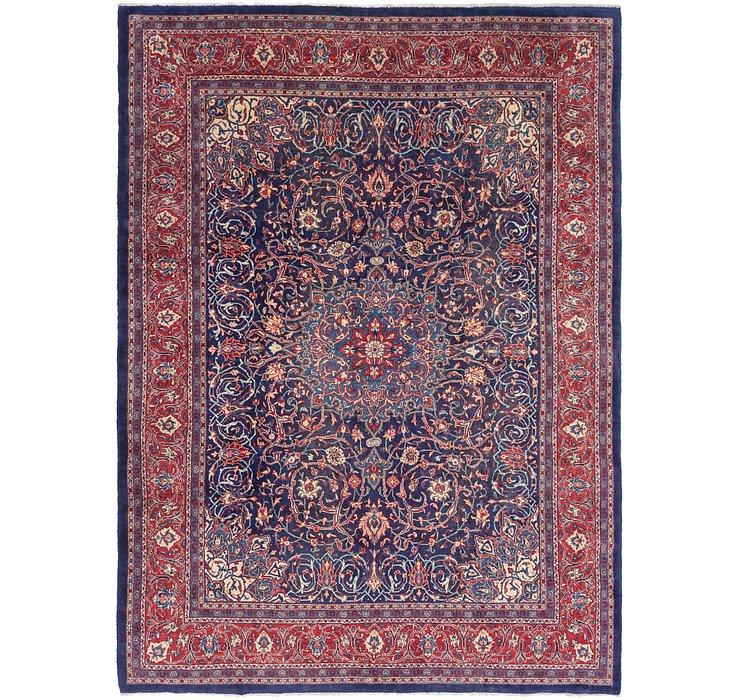 9' 8 x 13' 2 Sarough Persian Rug