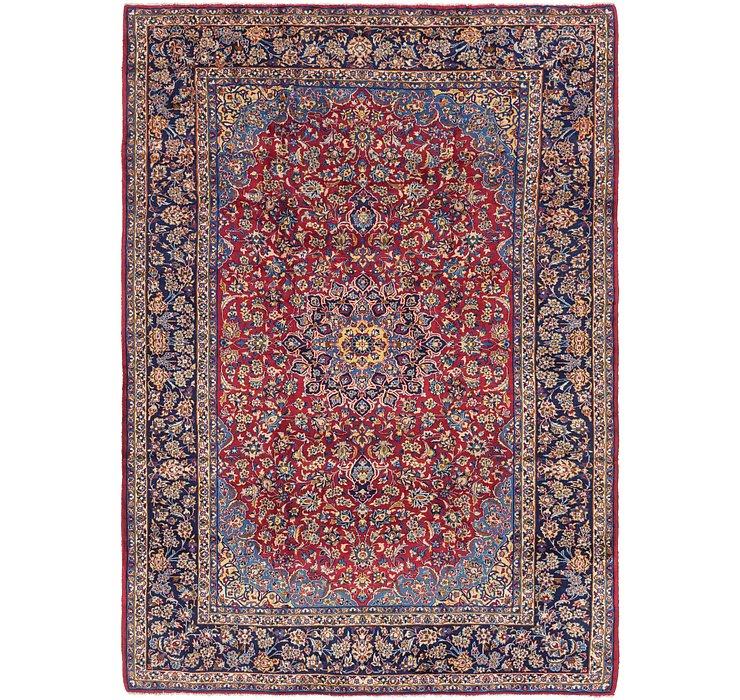 9' 9 x 13' 6 Isfahan Persian Rug