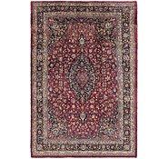 Link to 9' 9 x 14' 6 Mashad Persian Rug