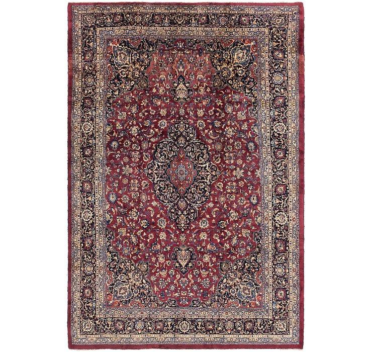9' 9 x 14' 6 Mashad Persian Rug