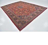 Link to 9' 10 x 13' 3 Mahal Persian Rug