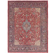 Link to 10' 7 x 13' 10 Sarough Persian Rug