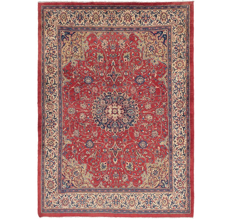 10' 4 x 14' 4 Sarough Persian Rug