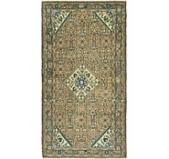 Link to 5' 6 x 10' 7 Hossainabad Persian Runner Rug