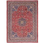 Link to 9' 10 x 13' 4 Sarough Persian Rug