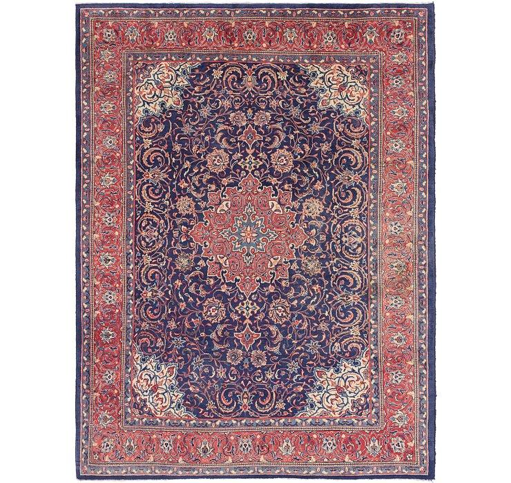 9' 2 x 12' 4 Sarough Persian Rug