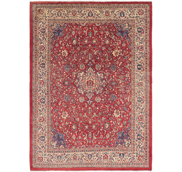 9' 5 x 13' 2 Sarough Persian Rug