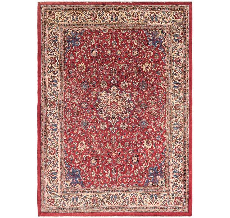 9' 5 x 13' 2 Sarough Persian Rug