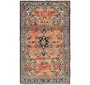 Link to 5' 6 x 9' 8 Hamedan Persian Runner Rug