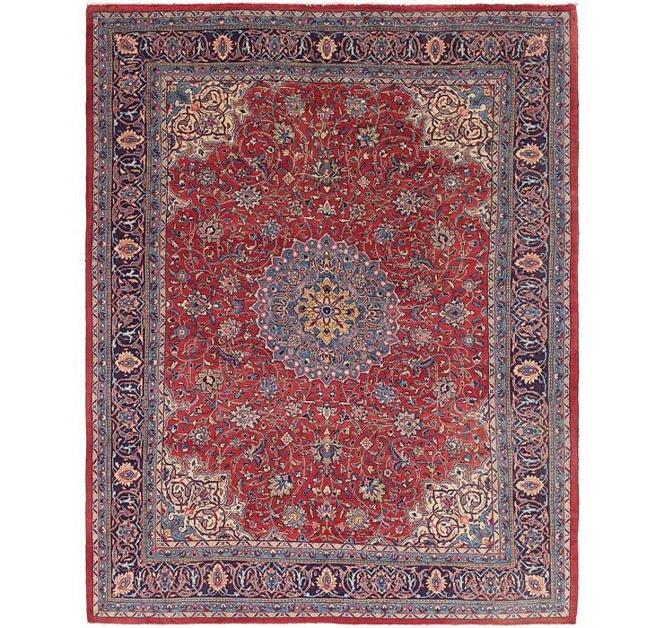 9' 10 x 12' 8 Sarough Persian Rug