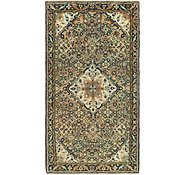 Link to 5' 5 x 10' 6 Hossainabad Persian Runner Rug