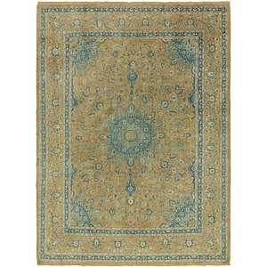 9' 8 x 13' 3 Kashmar Persian Rug