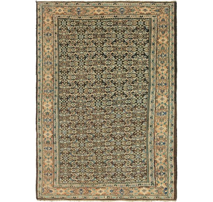 7' 8 x 11' Farahan Persian Rug
