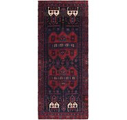 Link to 4' 4 x 10' 7 Sirjan Persian Runner Rug