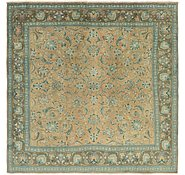 Link to 10' 3 x 10' 7 Tabriz Persian Square Rug