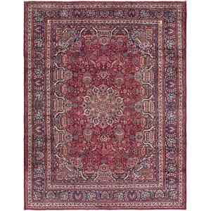 9' 9 x 12' 7 Kashmar Persian Rug