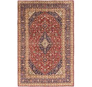 Link to 9' 4 x 12' 10 Mashad Persian Rug