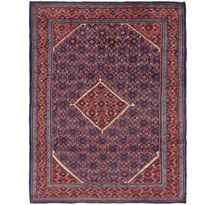 9' 6 x 12' 9 Farahan Persian Rug