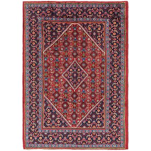 Link to 208cm x 305cm Farahan Persian Rug item page