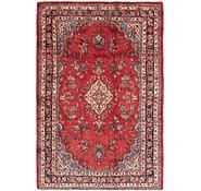 Link to 7' 4 x 11' Gholtogh Persian Rug