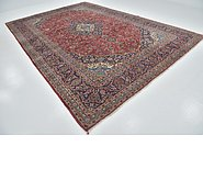 Link to 9' 7 x 14' 2 Kashan Persian Rug