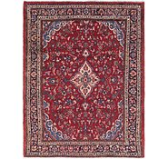 Link to 6' 8 x 8' 10 Hamedan Persian Rug
